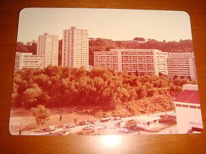 Singapore-1984-Color-Photograph-View-of-HDB-Flats-below-Mount-Faber