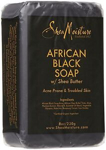 savon noir shea moisture