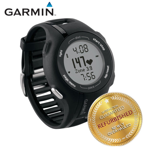 Garmin Forerunner 210 GPS Fitness GPS Watch + Charging Cable