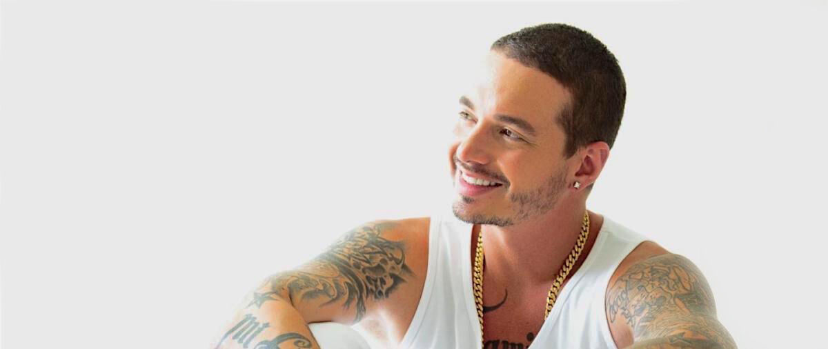 PARKING PASSES ONLY J Balvin
