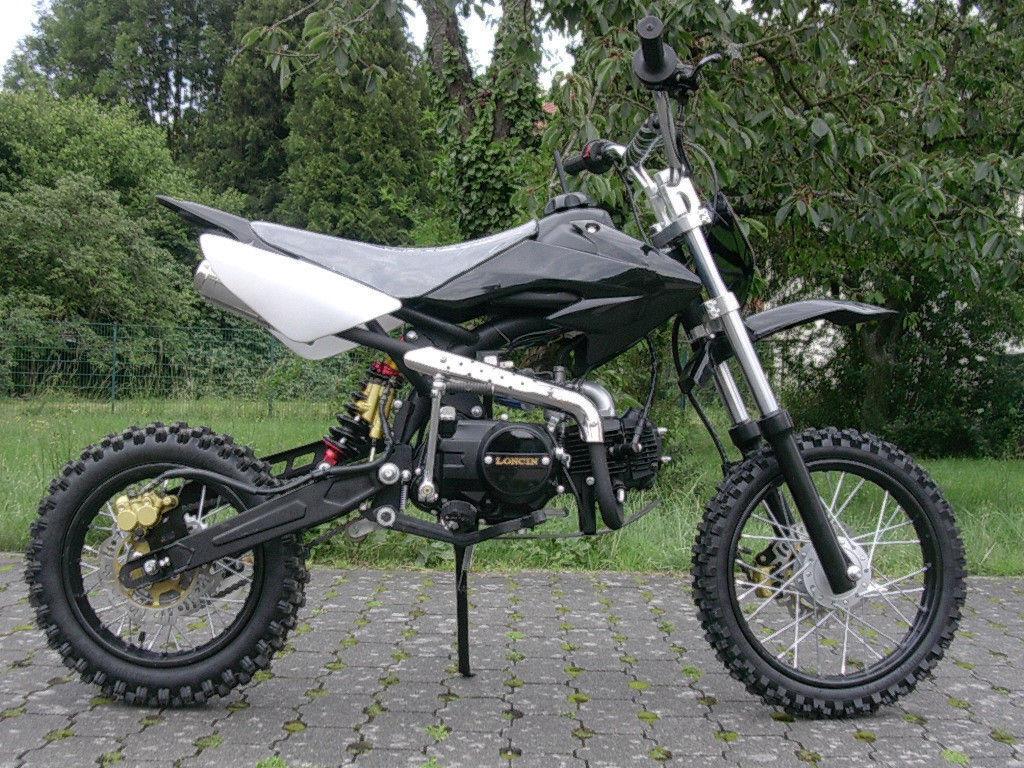 Moto Cross Dirt Bike Pit Bike 49-125 ccm  Bremsbeläge vorne Typ 13 HMParts