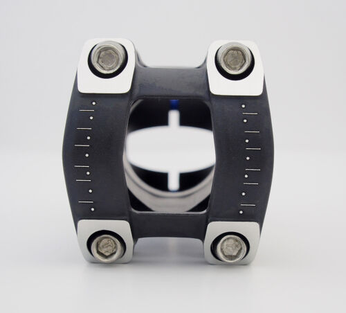 "10° Black 1-1//8/"" 31.8 x 120mm New Model Shimano Pro PLT Alloy Road Bike Stem //"