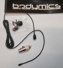 DL3b-GT Tiny Omnidirectional lavalier microphone GTD Audio wireless