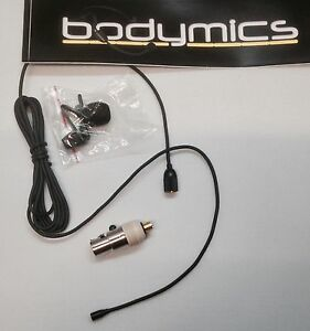 DL3b-RX Tiny Omnidirectional lavalier microphone RFdevices VocoPro GTD wireless