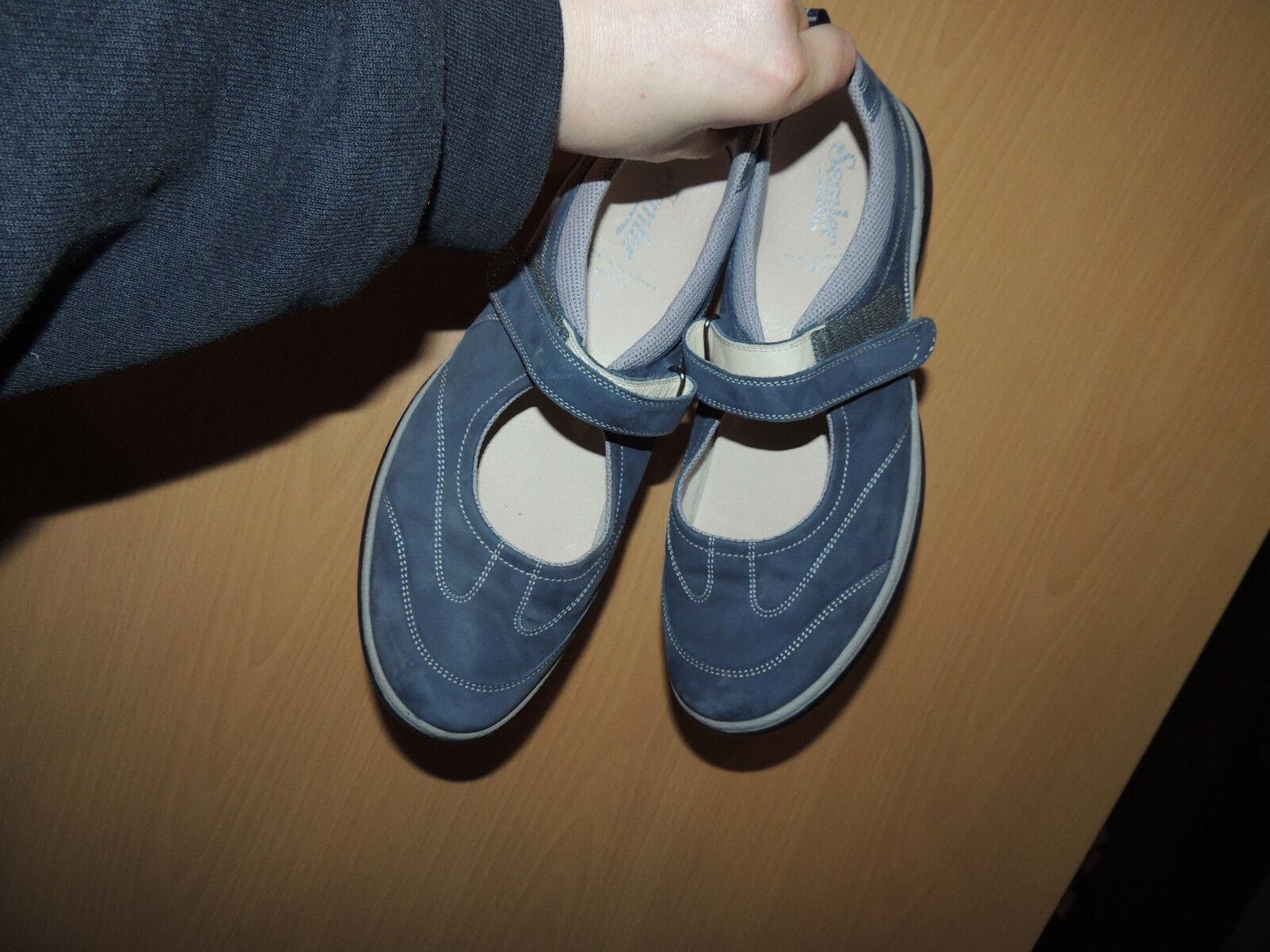 Neue Damenschuhe Schuhe Semler Gr 9,5 Weite H Neuware Sneakers