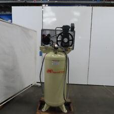 New Listingingersoll Rand Ss5l5 5hp Vertical Single Stage Air Compressor 60 Gallon 230v 1ph