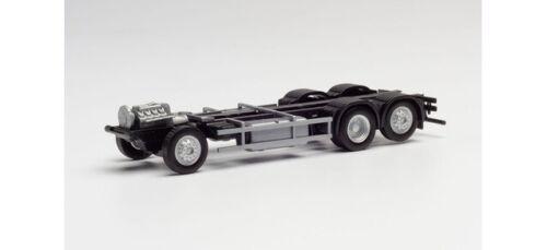 HERPA 1:87//H0 LKW Fahrgestell Scania CR//CS für Abrollkinematik #085175 2 Stück