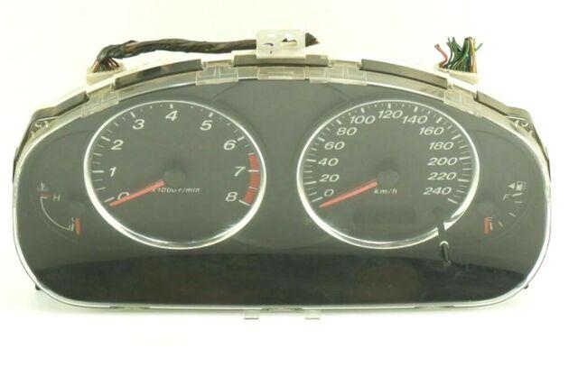 Compte-Tours Tableau de Bord Intégré GJ6RC Mazda 6 I