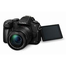 Panasonic Lumix G80 kit 12-60 OIS BLACK DMC-G80M Garanzia 4 anni FOWA