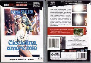 CICCIOLINA-AMORE-MIO-Ilona-Staller-DVD-NUOVO-SIGILLATO-VERSIONE-RESTAURATA