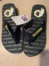 8a35a526b4827f Buy NFL Washington Redskins Hawaiian Jellys Flip Flops Size M6-w8 ...
