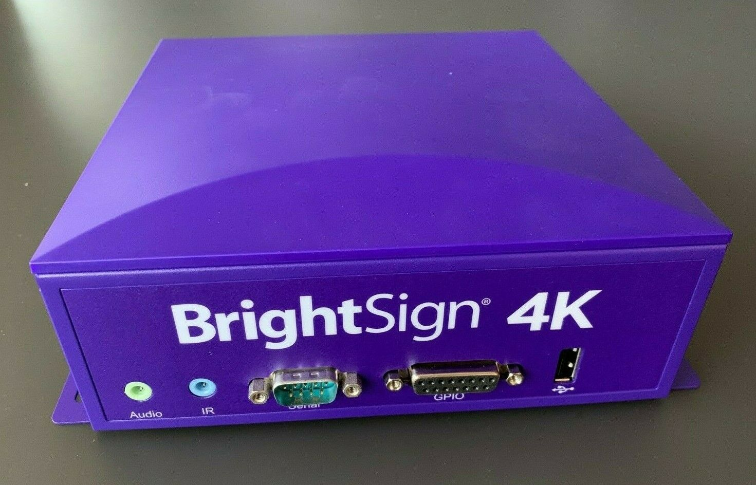 BrightSign 4K1142-WW Player - Networked Multi-Control Interactive + Live TV