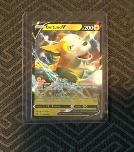 Boltund V 067//192 Rebel Clash Ultra Rare Pokemon Card NM