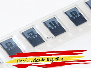 4x-Condensador-tantalum-SMD-330uf-2-5v-POSCAP-NEC-TOKIN-OE907-0E907-OE128-0E128
