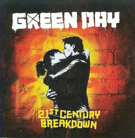 21st Century Breakdown by Green Day CD New May-2009 Warner Bros Canada