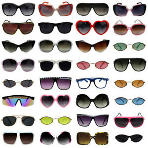 New-Bulk-Lot-Wholesale-Sunglasses-10-to-100-Pairs-Assorted-Styles