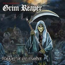 GRIM REAPER - Walking in the Shadows (NEW*NWOBHM COMEBACK*SAXON*JUDAS PRIEST)