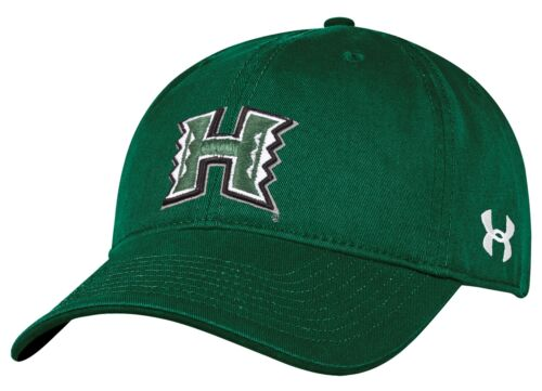 Hawaii Warriors Under Armour NCAA Sideline Adjustable Slouch Hat