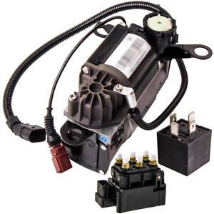 Kompressor-Luftfederung-fuer-Audi-A8-4E-Diesel-4E0616005E-4E0616005G-Pompe