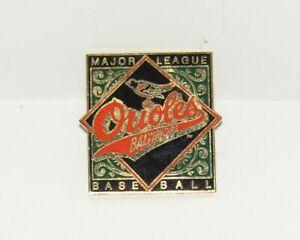 Major League Baseball Sports Memorabilia Baltimore Orioles Lapel Pin Vintage