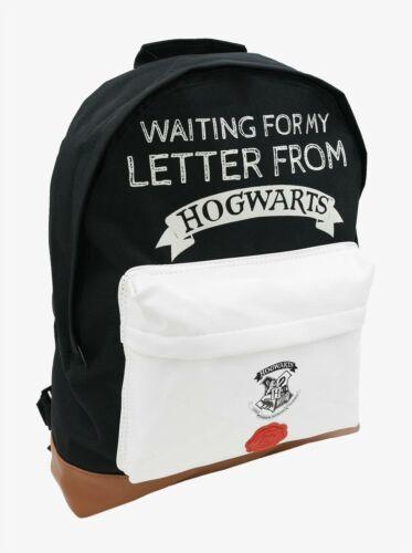 Harry Potter Roxy /'Warten für Mein Brief von Hogwarts/' Schule Tasche Rucksack