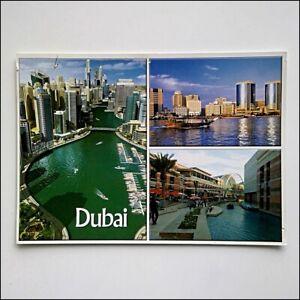 Dubai-3-Views-2008-Postcard-P433