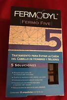 Fermodyl Fermo Five Treatment 12 Ampolletas 6ml Ea. 5 Soluciones