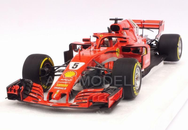 Ferrari SF71-H Winner GP Australia 2018 Sebastian Vettel 1 18 BBR 181805