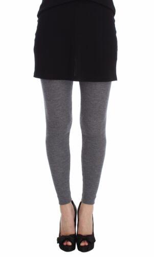 Nouveau cachemire Gabbana 740 en 8050442527247 taille Collants pantalons Dolce It44 Us10 gris extensible L q1qWRxr6wp