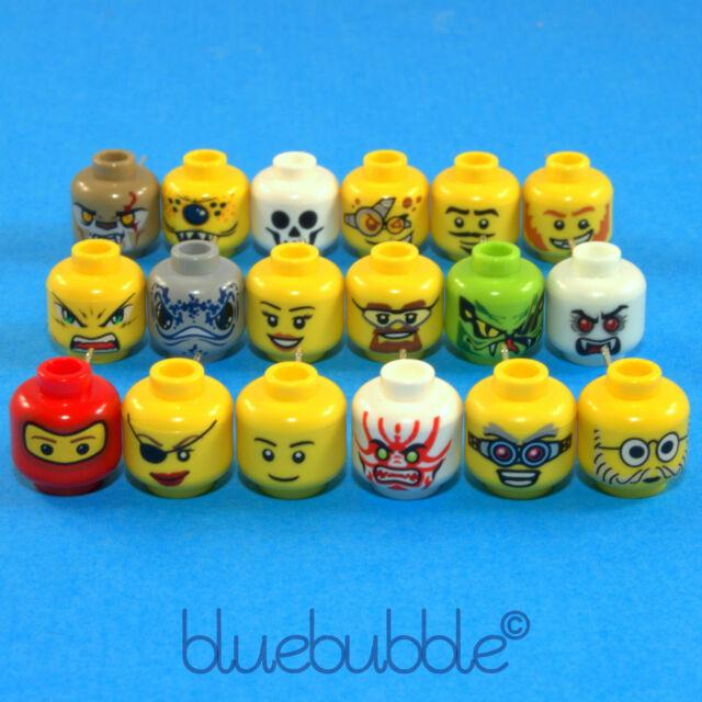 FUNKY LEGO HEAD BOYS MENS SINGLE EARRING NOVELTY FUN GIFT 80s RETRO STYLE EMO UK