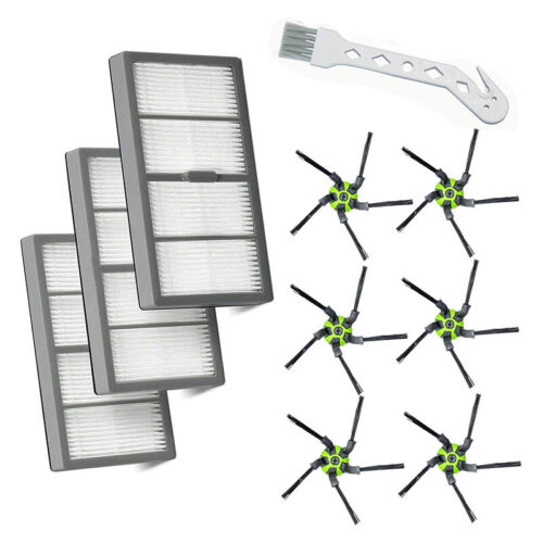 Side Brushes Filters Kit For IRobot Roomba S Series S9 Vacuum Parts Accessories