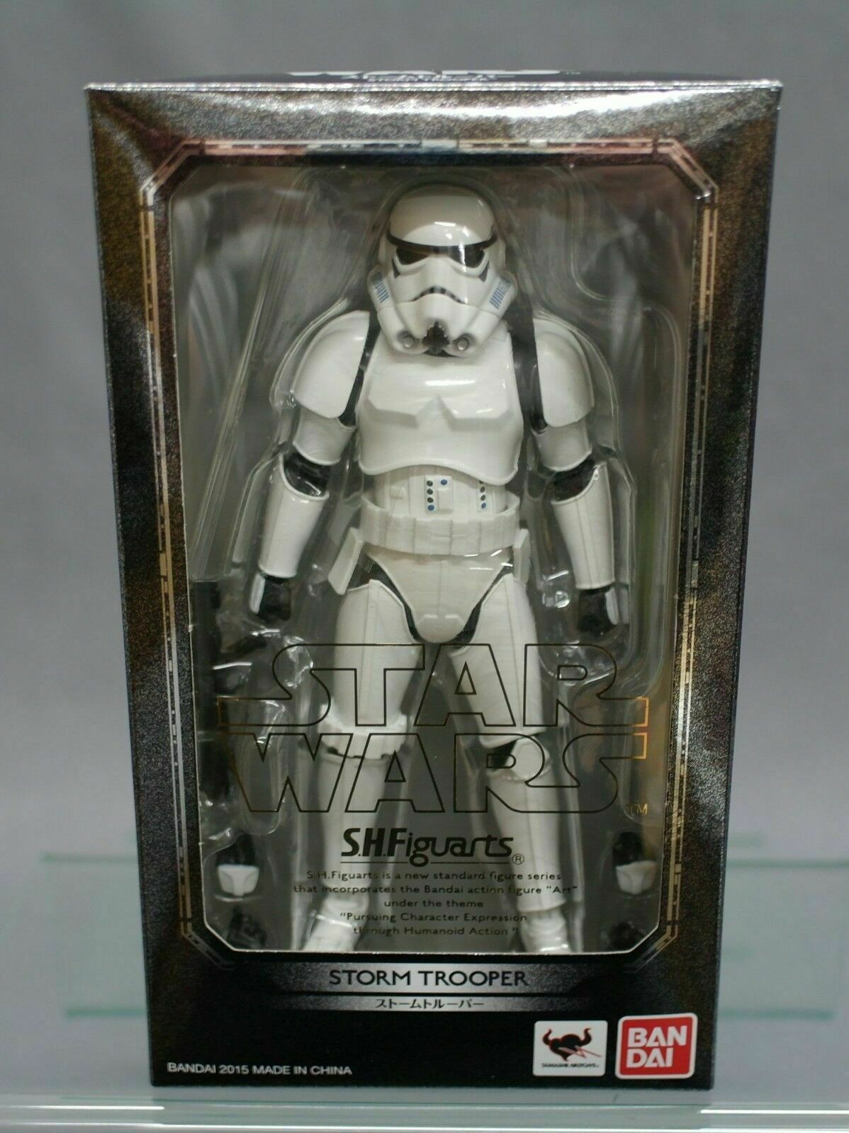 S.H. Figuarts Stormtrooper estrella guerras Episode 6 VI Return of the Jedi nuovoc