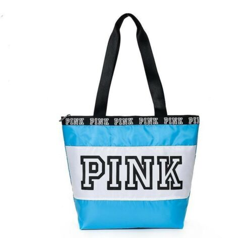9 Colors To Choose From Victoria/'s  Secret Love Pink Tote Bag