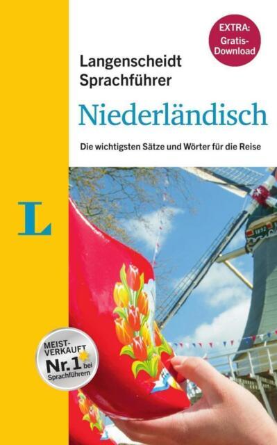 Langenscheidt Sprachführer Niederländisch - Buch inklusive eBook-Download: Die w