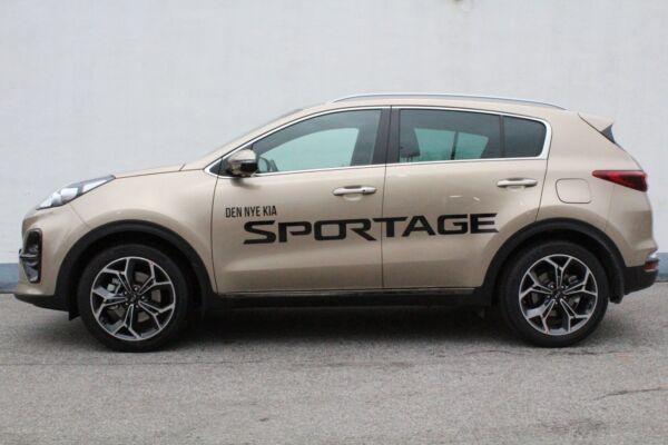 Kia Sportage 1,6 CRDi 136 GT-Line DCT - billede 2