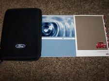 2006 Ford Freestyle Owner User Guide Operator Manual SE SEL Limited 3.0L V6