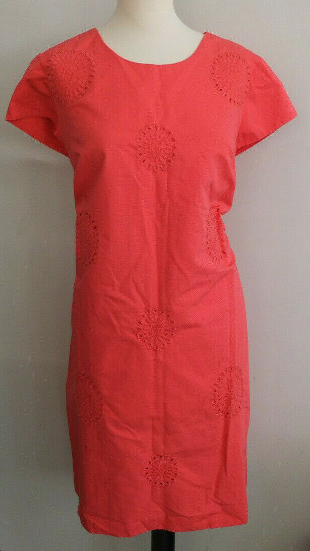 Boden Kleid Gr. 44 R US 14R TOP Rosarot