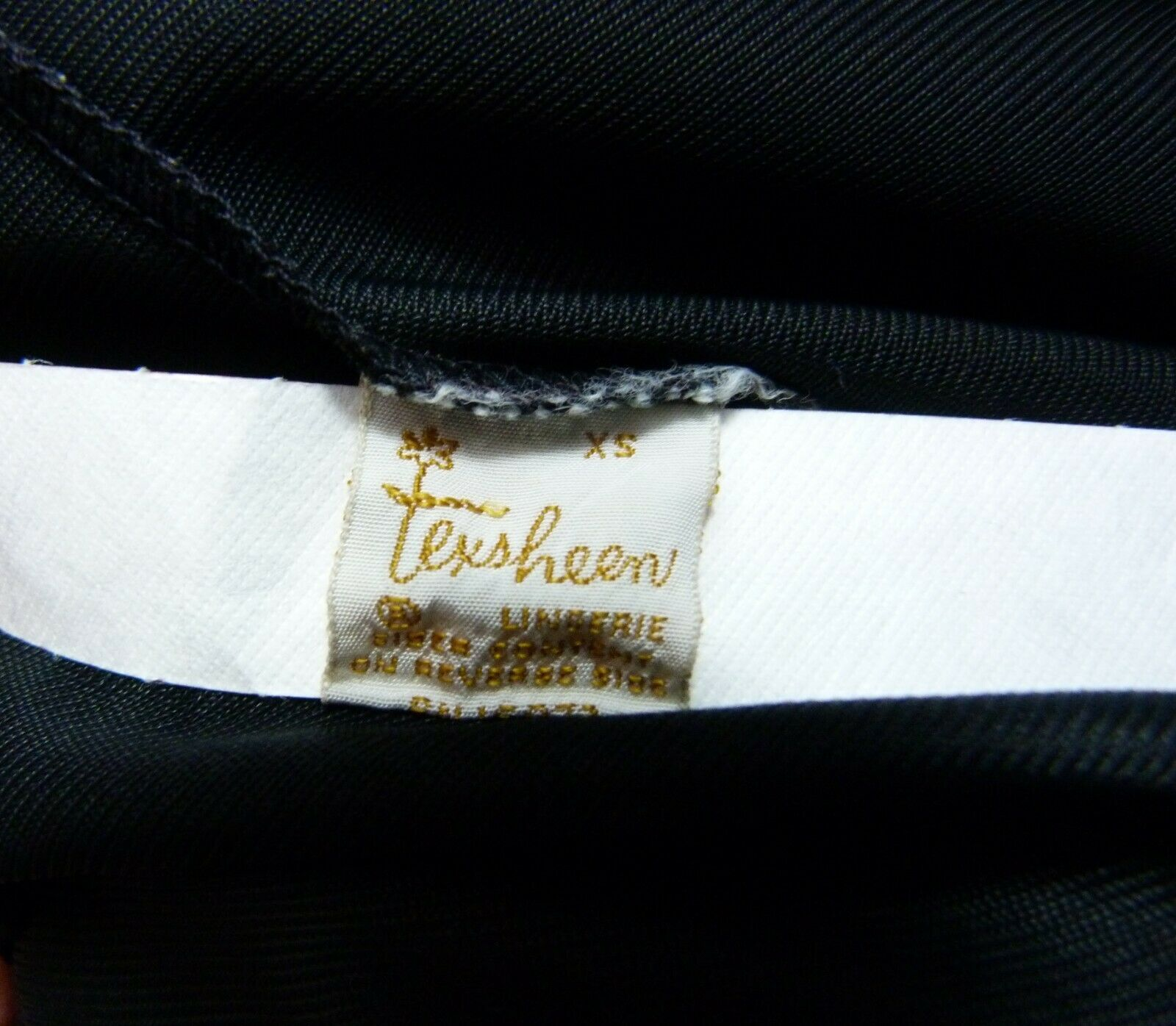 Texsheen Size Medium Full Slip Nightgown - image 12