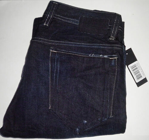 NWT AUTHENTIC DIESEL JEANS BLACK GOLD PICHIWIK STRAIGHT  8WB 8IW SAFADO $300+