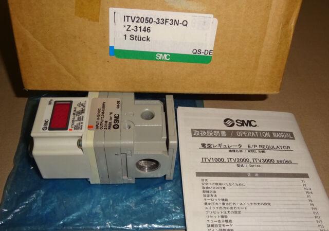 Smc itv2050-403bs-x66 regulator cord bracket instructions ships | ebay.