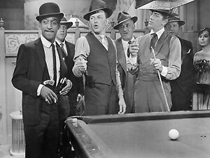 The Rat Pack Art Canvas Poster Print Iconic Movie Star