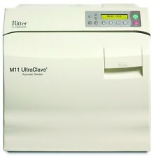 New Ritter Midmark M11 Ultraclave 65 Gal Steam Autoclave M11 022