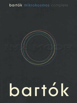 Bela Bartok Mikrokosmos Complete Piano Sheet Music Book Gematigde Kosten