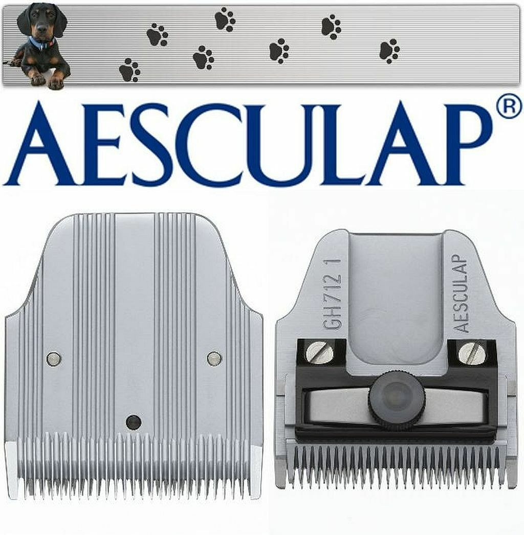 AESCULAP FAVORITA II Favorita CL Testina Testina Testina di rasatura 1 mm NUOVO c1e9c0