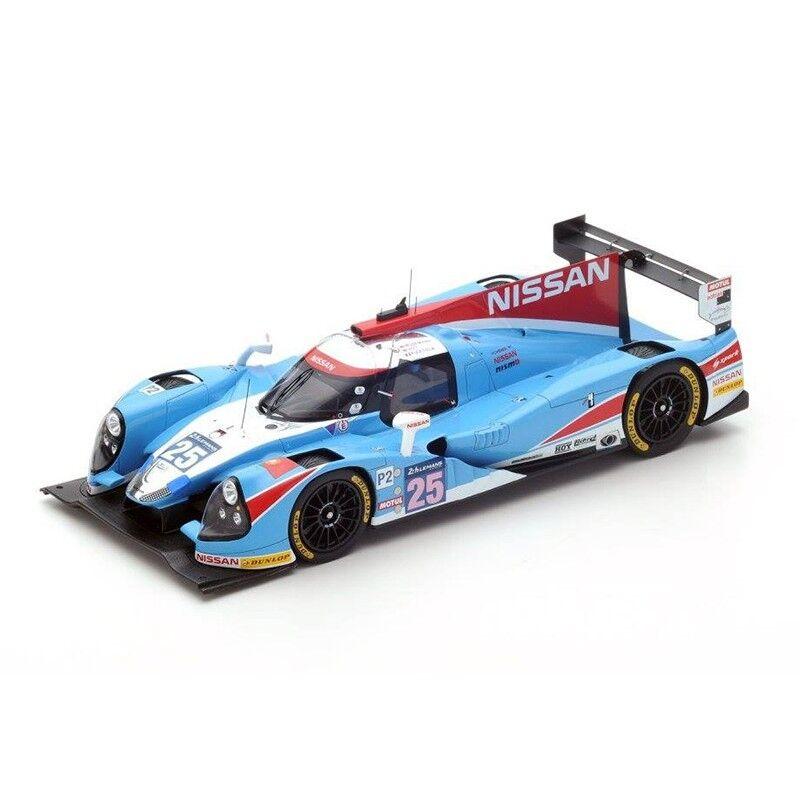 Spark 2018 Ligier Js P2 equipo Nissan 25 LMP2 24 H Le Mans 1:18New Paquete Sellado
