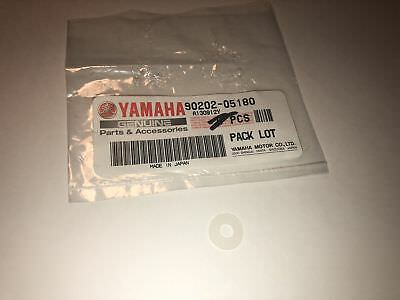 NOS Yamaha Plate Washer 76 IT400 76 YZ400 76-77 YZ100 PART # 90202-22091-00