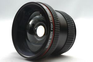 Ship-in-24-Hrs-Super-Wide-Fish-Eye-Conversion-Lens-0-25X-52mm-Filter-Thread