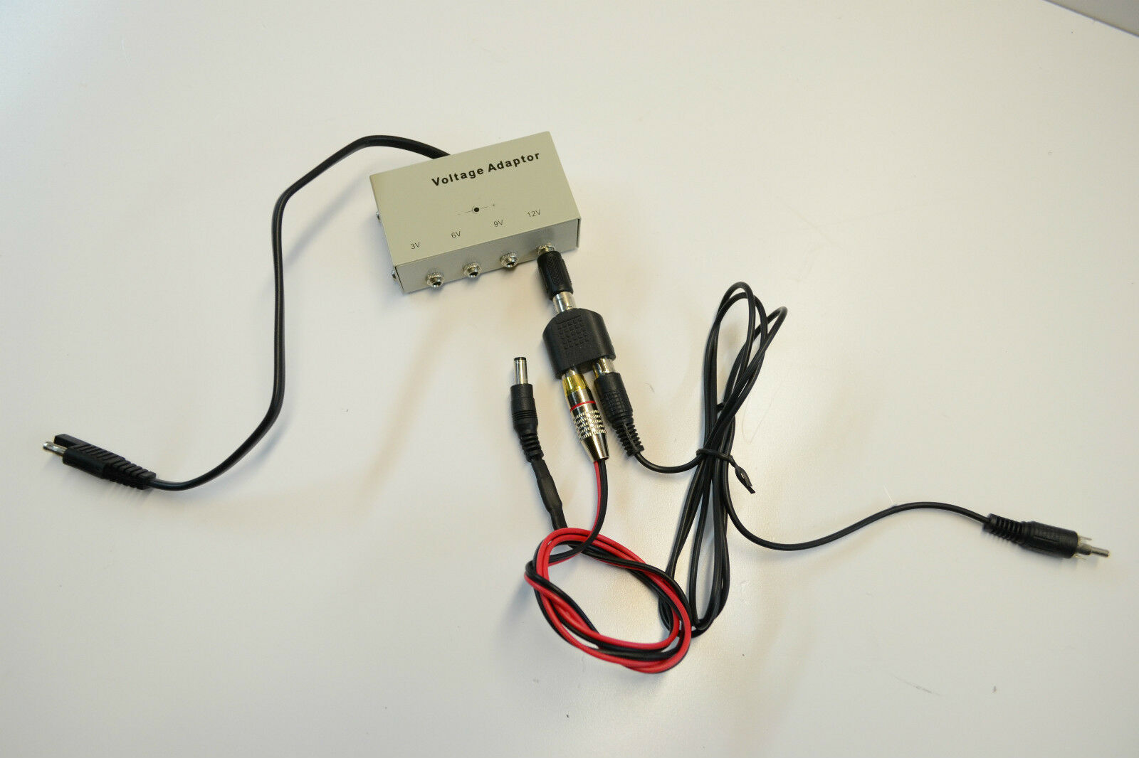 Bait Boat Solar Panel Adapter Leads only