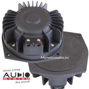 Audio System Bass Shaker XXL Bodyshaker Subwoofer Körperschallwandler Untersitz