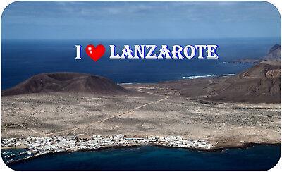 Kühlschrankmagnet,Magnetschild,Magnet Motiv:I`Love ISLAND I